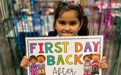 Welcome back Prep-Year 2 students!
